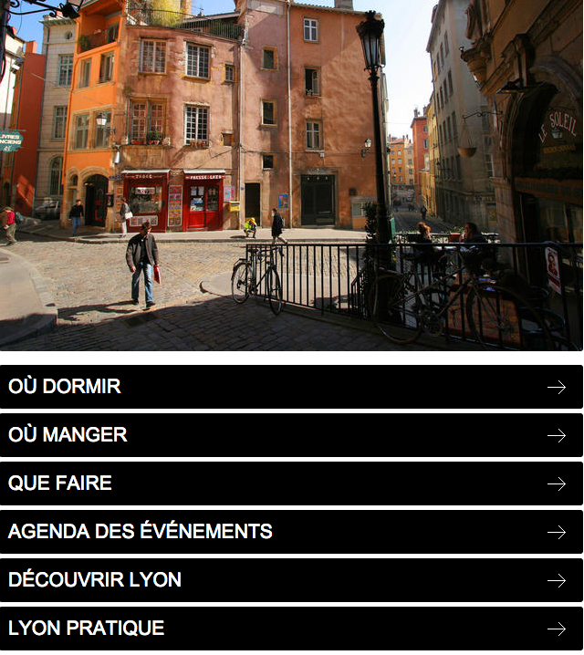 Site web Only Lyon