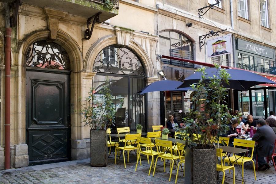Place de la Baleine. Vieux Lyon